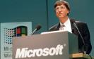 Bill Gates an der CeBIT 1995