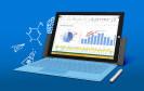 Microsoft Surface Pro 3 mit Dockingstation