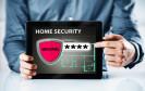 Smart-Home-Steuerung auf dem Tablet