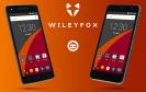 Wileyfox-Smartphones Storm und Swift