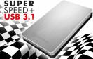 Super-Speed+ USB 3.1 Festplattengehäuse