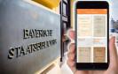 iPhone-App der Bayerischen Staatsbibliothek