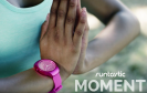 """Runtastic """"Moment"""" Smartwatch - Bei seiner neuen Smartwatch Moment verzichtet Runtastic, so wie auch Wettbewerber Withings, auf ein Display."""
