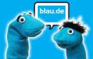 Dette und Lesch, die Testimonials von Blau Mobilfunk