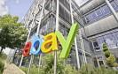 ebay-Sitz mit Logo