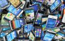 Viele Smartphones
