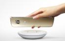 Samsung Galaxy S6 edge+ QI-Ladeschale