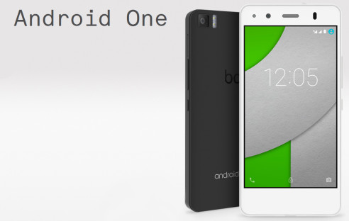 Android One Smartphone BQ Aquaris A4.5