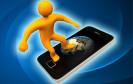 Mobiles Surfen mit Smartphone und Tablet