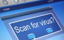 Gefälschter Online-Scanner