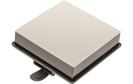 Bauplattform des Stereolithografie-Druckers Form 1+ von Formlabs