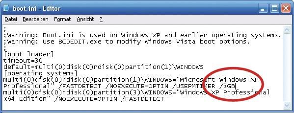 How To Use And Edit Boot.Ini In Vista e0a48693b7b5b8af