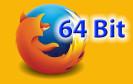 Firefox in 64 Bit