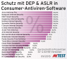 Schutz mit DEP & ASLR in Consumer-Antivire-Software