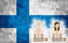 Finnland-Emojis Sauna und Nokia