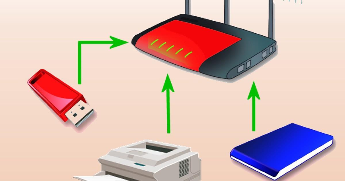 USB-Geräte und Drucker - Alles vernetzen - com! professional