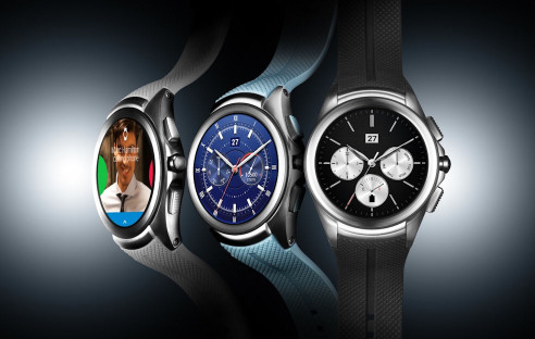 LG Watch Urbane 2nd Edition mit Android Wear