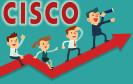 Cisco auf Erfolgskurs