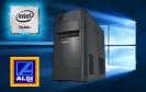Windows 10 PC Medion Akoya P5320 E bei Aldi Süd
