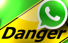 WhatsApp Vorsicht