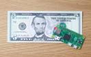 Raspberry Pi Zero mit 5-Dollar-Schein