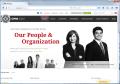 Webseite der US-Behörde OPM