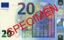 Neue 20 Euro Banknoten