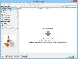 Der VLC Media Player spielt fast jede Audio- oder Video-Datei und verzichtet auf überflüssige Schnörkel in der Bedienoberfläche.