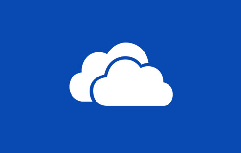 OneDrive Cloud Logo