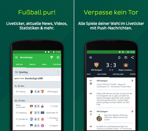 Onefootball - Fußball pur!