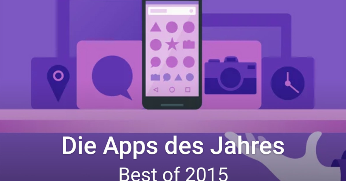 die besten android apps des jahres 2015 com professional. Black Bedroom Furniture Sets. Home Design Ideas