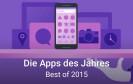 Die besten Android-Apps des Jahres 2015