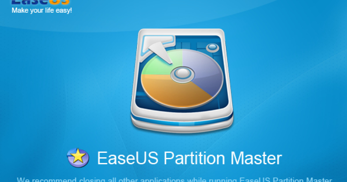 Easeus partition master 9.2.2 professional edition 2017 pc
