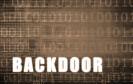 Backdoor bei Juniper