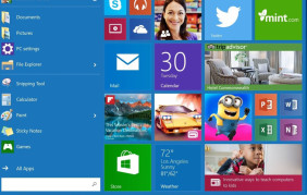 Windows 10 auf Smartphones