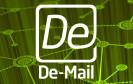 Rechtssichere E-Mails: Alles über die neue De-Mail