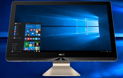 Asus Zen AIO S Z240IC mit Windows 10