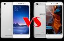 Xiaomi Redmi 3 und Lenovo Lemon 3