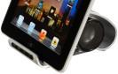 Tablet-PCs: Tablet-Ständer mit Bluetooth-Sound