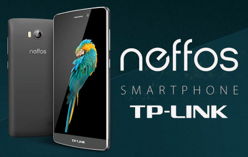 TP-Link Neffos Smartphone C5 Max