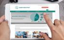 www.marktwaechter.de auf Tablet
