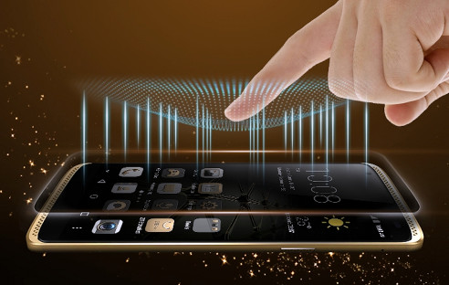 ZTE Axon mini mit Force-Touch-Display