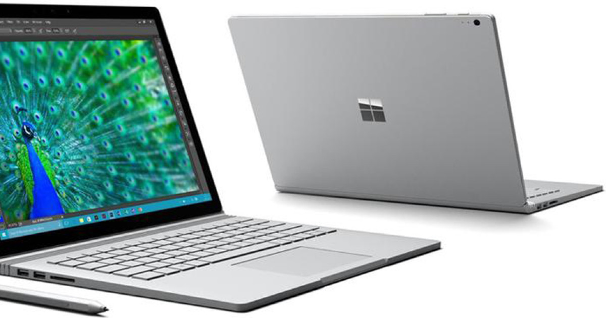Neues Surface Book