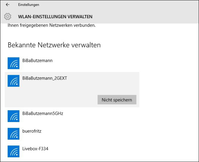 Wlan Schlussel Unter Windows 10 Korrigieren Com Professional