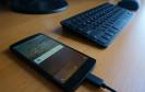 Android-Smartphone am Desktop