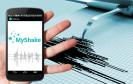 App schaltet Smartphones zum seismischen Sensor-Netzwerk zusammen.
