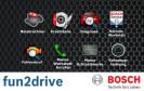Bosch fun2drive: Fahrzeugdiagnose per Android-Smartphone