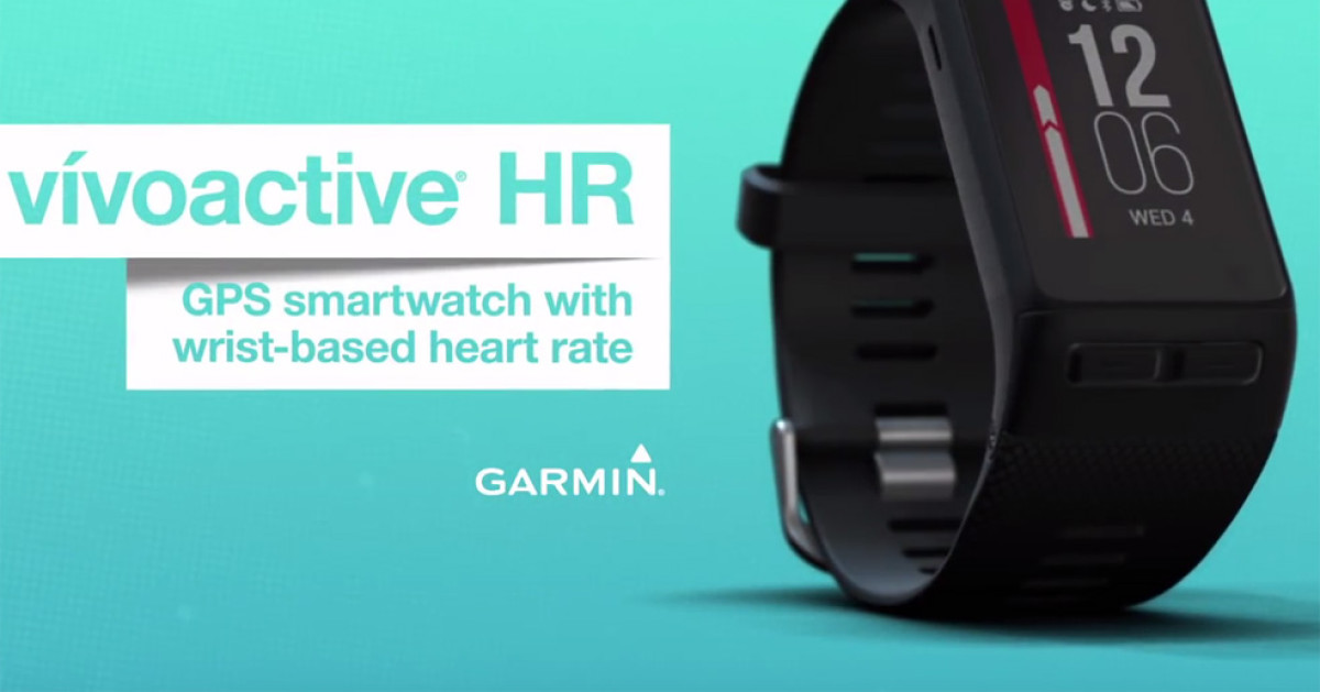 garmin bringt vivofit 3 und vivoactive hr com professional. Black Bedroom Furniture Sets. Home Design Ideas