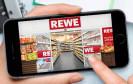 Rewe-App auf dem iPhone