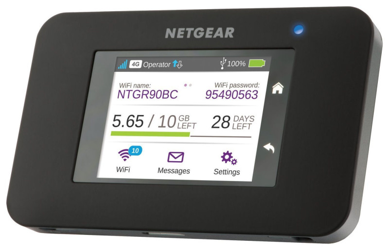 netgear aircard 790s mobile hotspot im test com. Black Bedroom Furniture Sets. Home Design Ideas